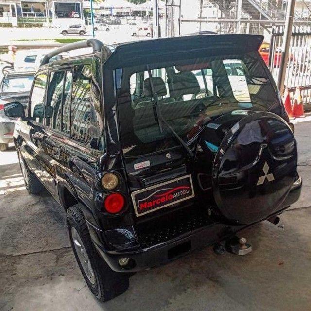 Mitsubishi Pajero TR4 2.0 4X4 Flex 4P Automático - Foto 6