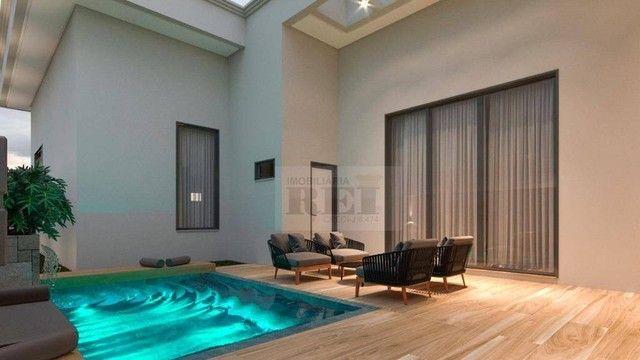 Casa com 4 dormitórios à venda, 242 m² por R$ 1.300.000 - Rio Verde/GO - Foto 7