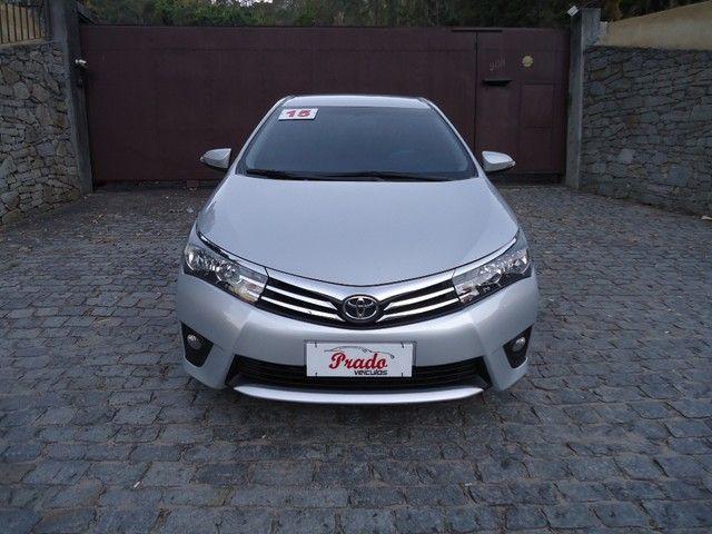 Toyota Corolla 2.0 XEi Multi-Drive S (Flex) - Foto 2