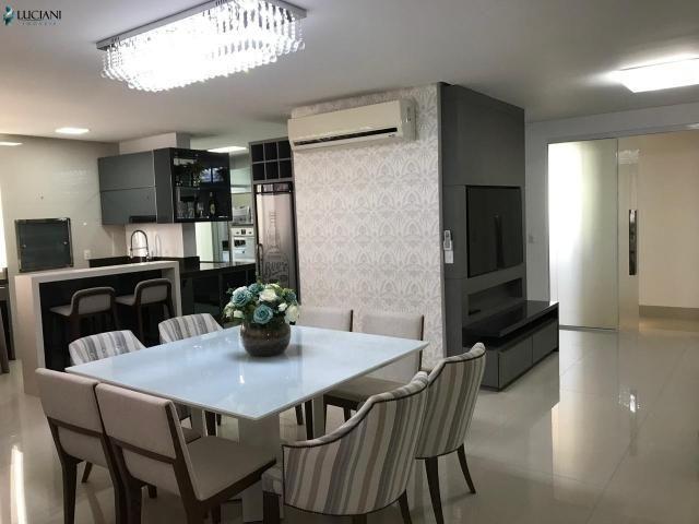 Magnífico Apartamento Mobiliado com 03 Suítes no Centro de Balneário Camboriú! - Foto 2