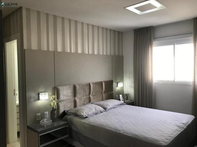 Magnífico Apartamento Mobiliado com 03 Suítes no Centro de Balneário Camboriú! - Foto 10