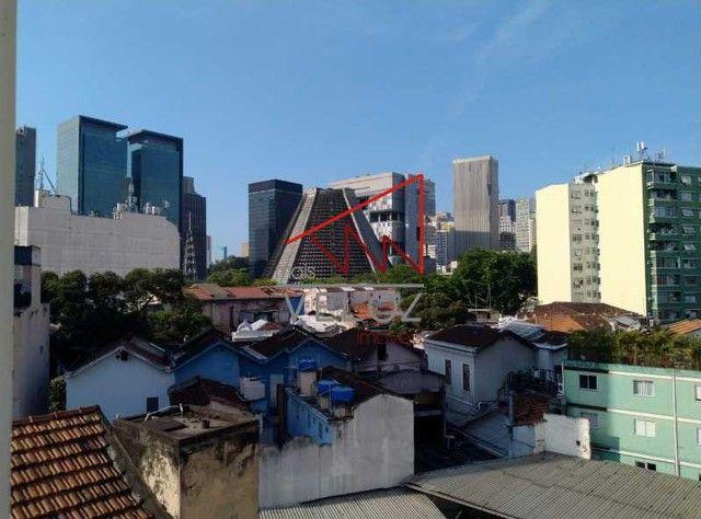 Apartamento à venda com 3 dormitórios em Centro, Rio de janeiro cod:LAAP32253