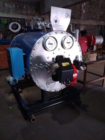 Caldeira à gás 330 kg