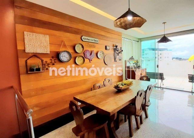 Apartamento à venda com 4 dormitórios em Santa rosa, Belo horizonte cod:147118 - Foto 13