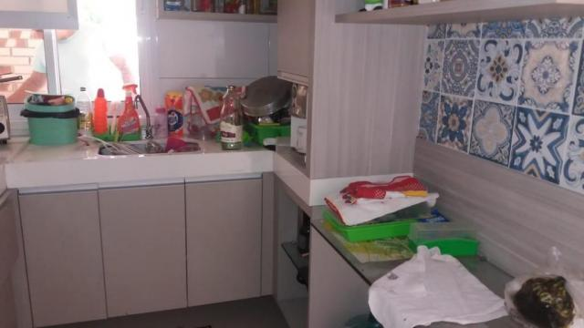 Casa Duplex, 03 Suítes, cozinha projetada, 03 vagas,  Coité - Eusébio/CE - Foto 19