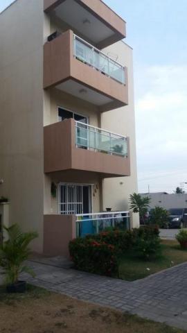Apartamento à venda, 62 m² por R$ 150.000,00 - Mangabeira - Eusébio/CE