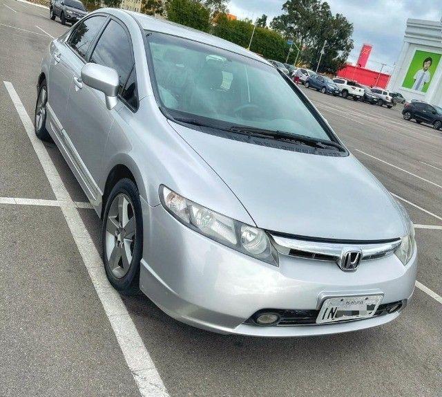 Honda Civic Lxs 1.8 - O mais completo da categoria - Foto 2