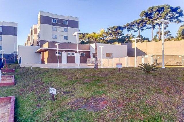 Apartamento à venda com 2 dormitórios em Jardim iruama, Campo largo cod:935942 - Foto 12