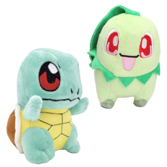 Pokémons Pikachu Eevee Bulbassaur Snorlax Psyduck Charmander Cartepie  Pokebola - Foto 3