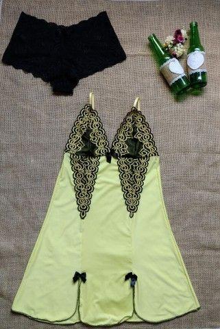Camisola + calcinha - Foto 5