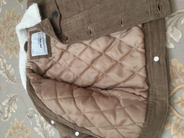 Jaqueta infantil tam.1 - Foto 3