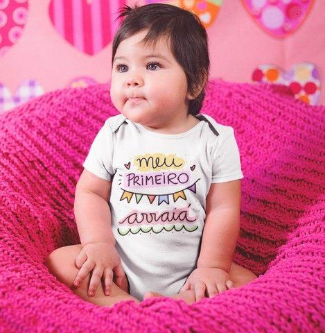 Body Infantil arraiá - Foto 2