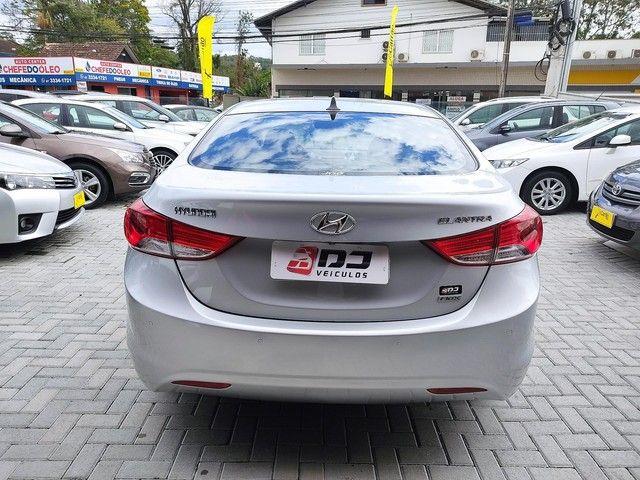 Hyundai Elantra 1.8 GLS 2013 Único Dono - Foto 6