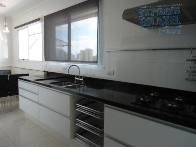 Apartamento residencial para locação, Alto Padrão - Vila Clementino, São Paulo. - Foto 8