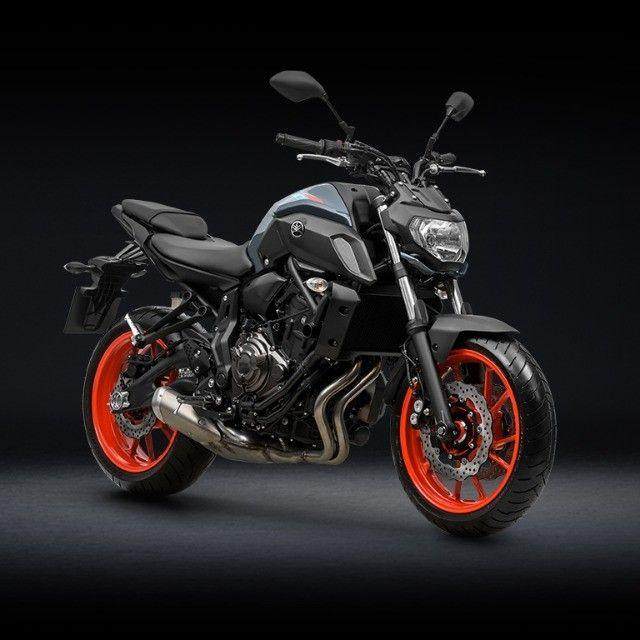 Yamaha MT 07 ABS 2021/2022 Modelo novo!