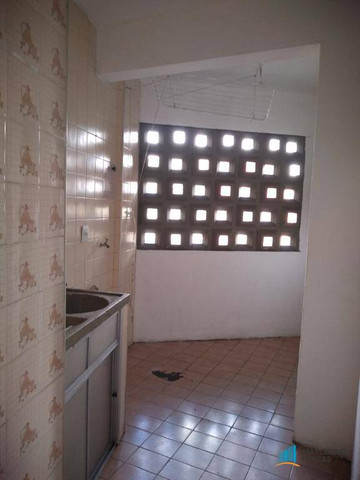 Apartamento com 3 dormitórios para alugar, 112 m² por R$ 999,00/mês - São Gerardo - Fortal - Foto 19