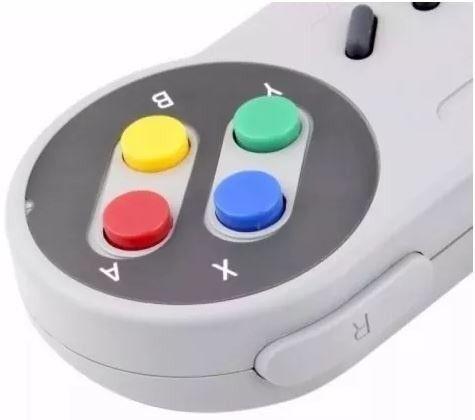 Controle Usb - Modelo Nintendo - Pc e Notebook _ G18 -