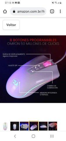 Mouse gamer - Foto 3