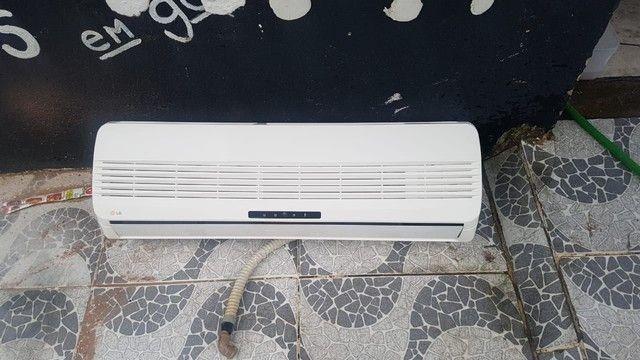Vendo ou troco ar condicionado  - Foto 2