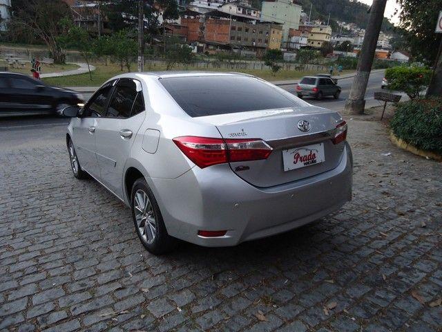 Toyota Corolla 2.0 XEi Multi-Drive S (Flex) - Foto 4