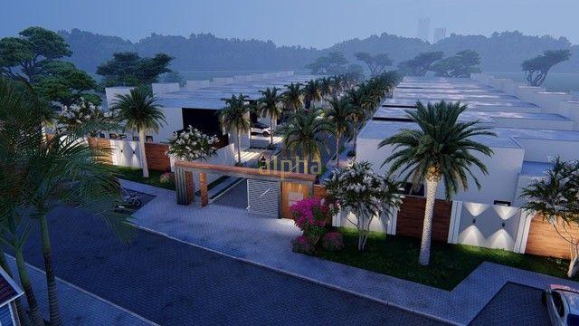 duplex para venda tem 168 metros quadrados com 3 quartos em Jacunda - Aquiraz - CE - Foto 4