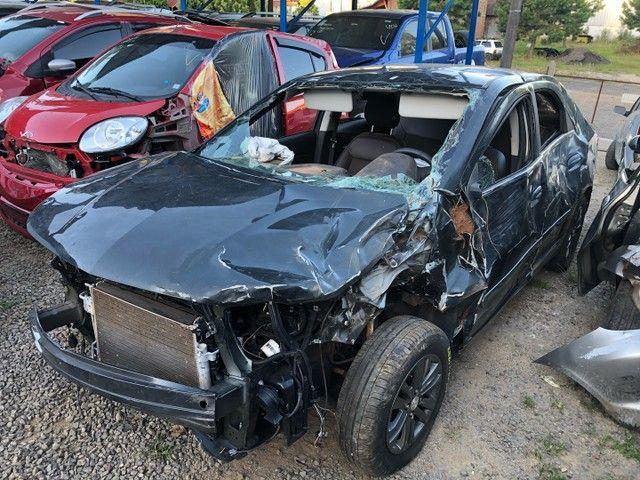 Gm cobalt 2019 1.8 aut. Vendido em peças  - Foto 3