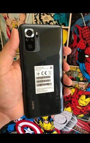 Celular Xiaomi Redmi note 10S 6ram  128gb Lançamento+garantia+ Brinde  - Foto 3