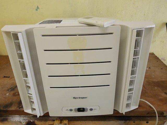 Vendo ar-condicionado Springer 7.500btus  - Foto 4
