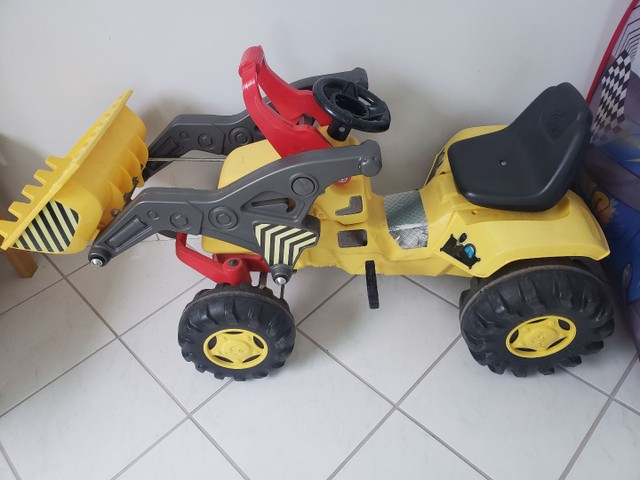 Quadriciculo Infantil Trator - Foto 3
