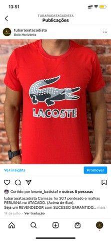 Camisas peruanas atacado - Foto 4