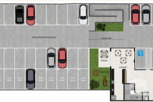 Apartamento à venda com 3 dormitórios em Santa branca, Belo horizonte cod:325034 - Foto 6