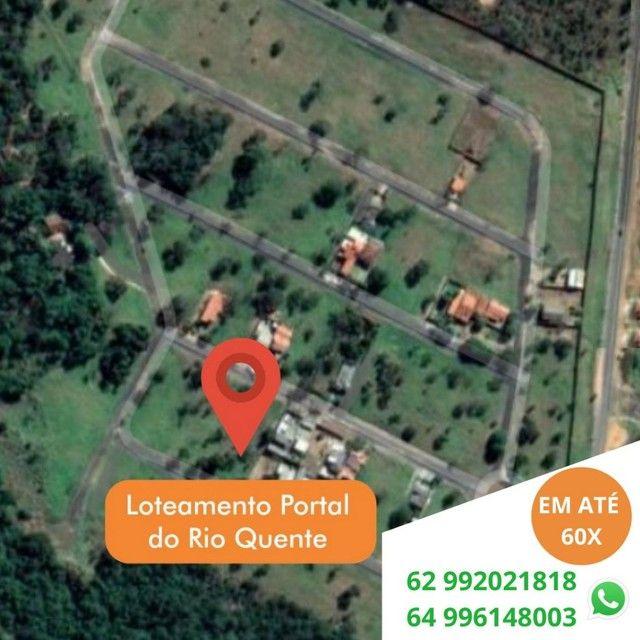 Lote/Terreno Portal Do Rio Quente  - Rio Quente - Goiás - Foto 3
