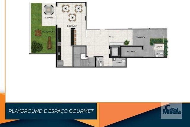 Apartamento à venda com 3 dormitórios em Santa branca, Belo horizonte cod:325034 - Foto 5