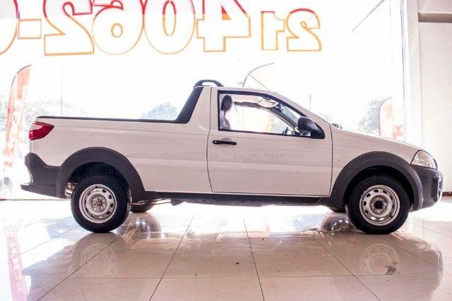 Fiat Strada Hard Working 1.4 - Foto 2