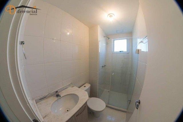 Apartamento à venda, 55 m² por R$ 299.900,00 - Fanny - Curitiba/PR - Foto 8