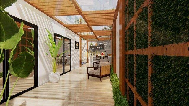 duplex para venda tem 168 metros quadrados com 3 quartos em Jacunda - Aquiraz - CE - Foto 9