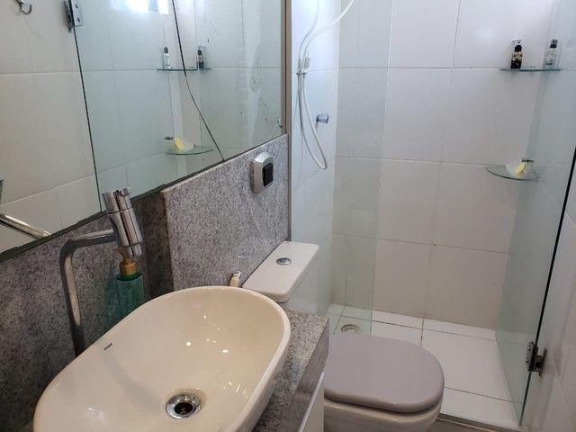 Flat em Manaíra para aluguel contrato anual ou temporada - condições na descrição. - Foto 4