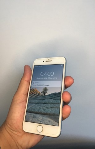 iPhone 8 de 64gb - até 12x sem juros - Foto 2