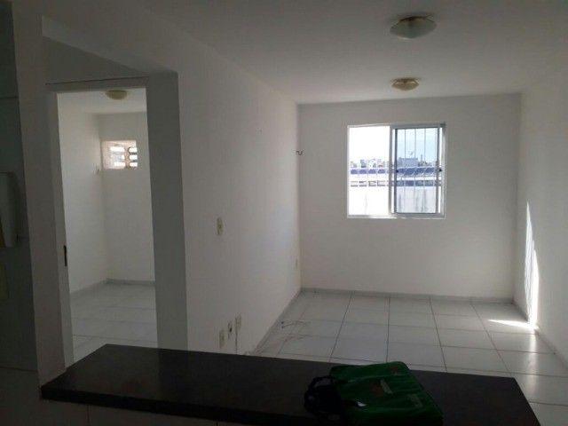 Apartamento de 01 quarto no bancários, com piscina churrasqueira e salão de festas - Foto 5