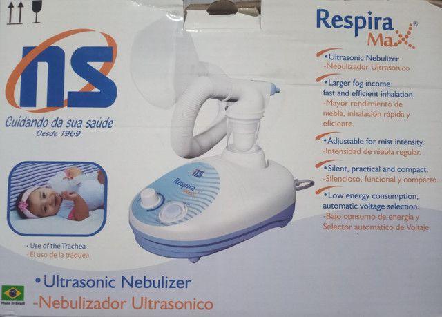 Nebulizador Respira Max - Foto 4