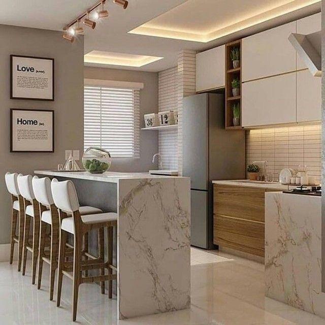 Cozinha com Ilha  - Foto 3