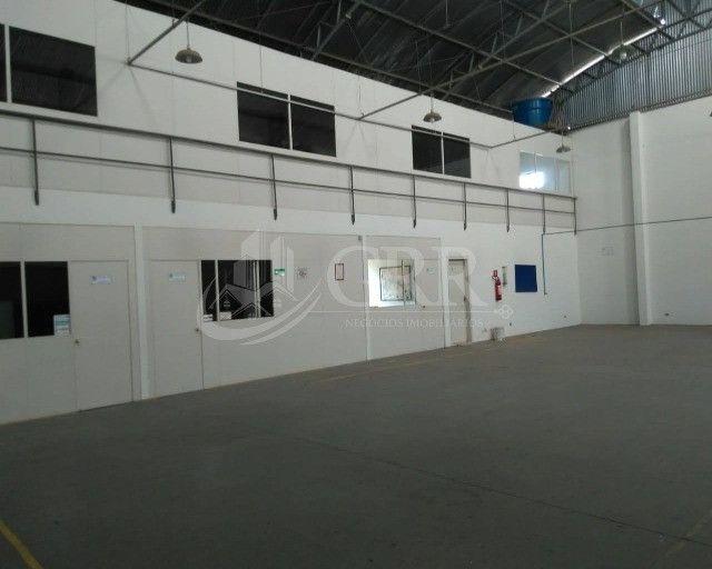 Aluguel - Galpão comercial no Jardim Aeroporto - Região Sudeste de São José dos Campos/SP - Foto 2