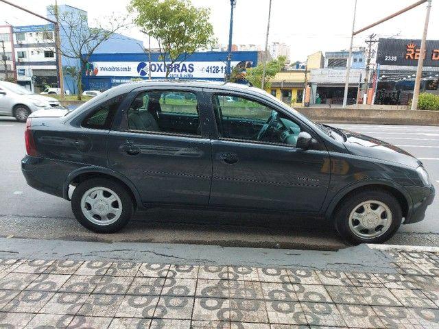 Corsa Sedan Premium 1.8 Flex 2008 COMPLETO + AIRBAG - Foto 7