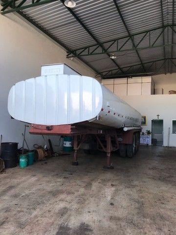 Carreta tanque agua pulverização lavoura  - Foto 4