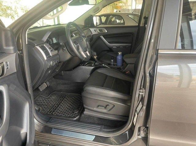 Ford ranger 3.2 Limited 4x4 cd 20v Diesel 18,5 mil km sem detalhes - Foto 5