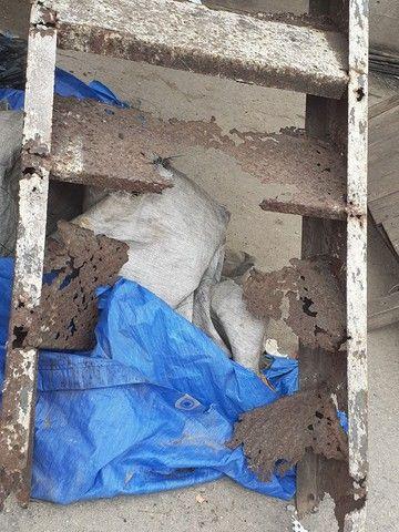 Vendo escada de 4 metros precisado fazer reformas  - Foto 2