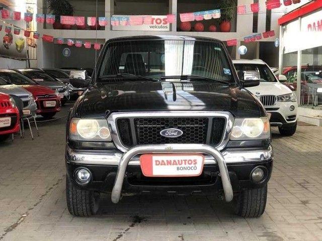 Ranger XLT 2.3 ( GNV ) Cabine dupla - 2008 - Foto 3