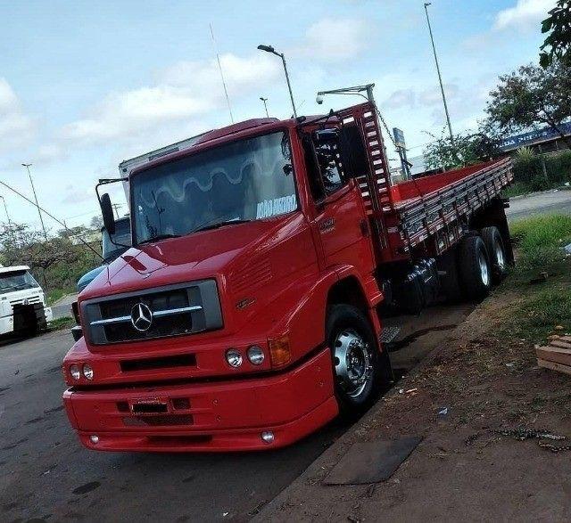 MB 1620 CARROCERIA 2012