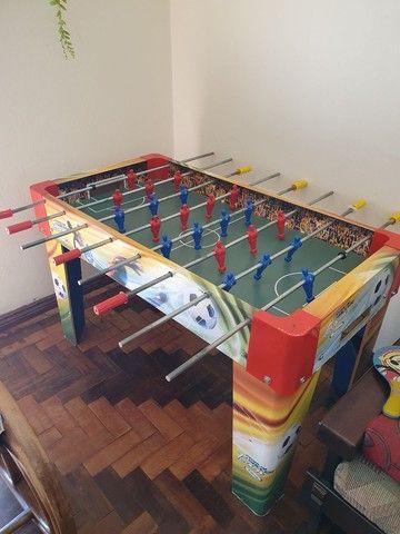 Mesa pebolim - total Team Soccer Xalingo