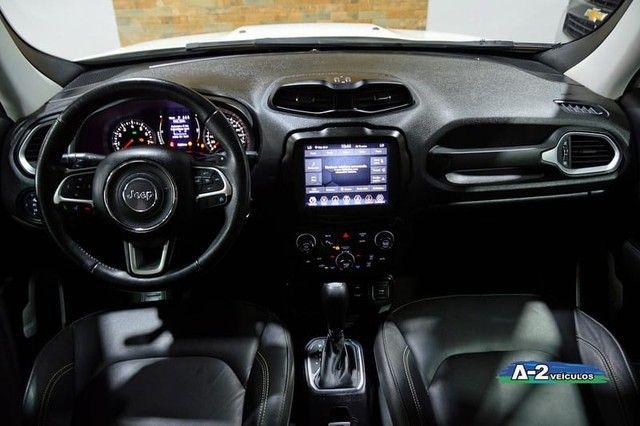 Jeep Renegade 1.8 Limited (Flex) (Aut) - 2019 - Foto 19